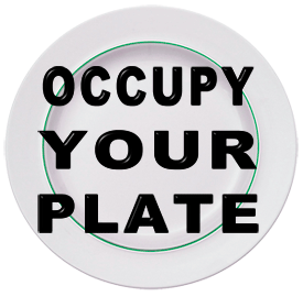 Occupy Your Plate